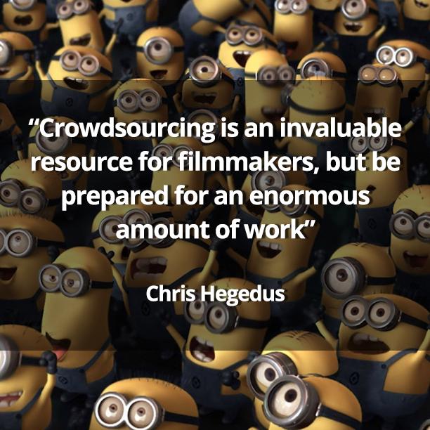 understanding the benefits of crowdsourcing information
